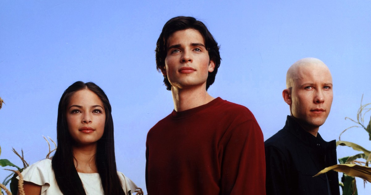 'Smallville' 20 years later: What Tom Welling and his co-stars are up to now.jpg
