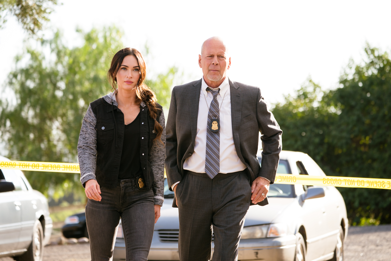 Midnight in the Switchgrass, Megan Fox, Bruce Willis