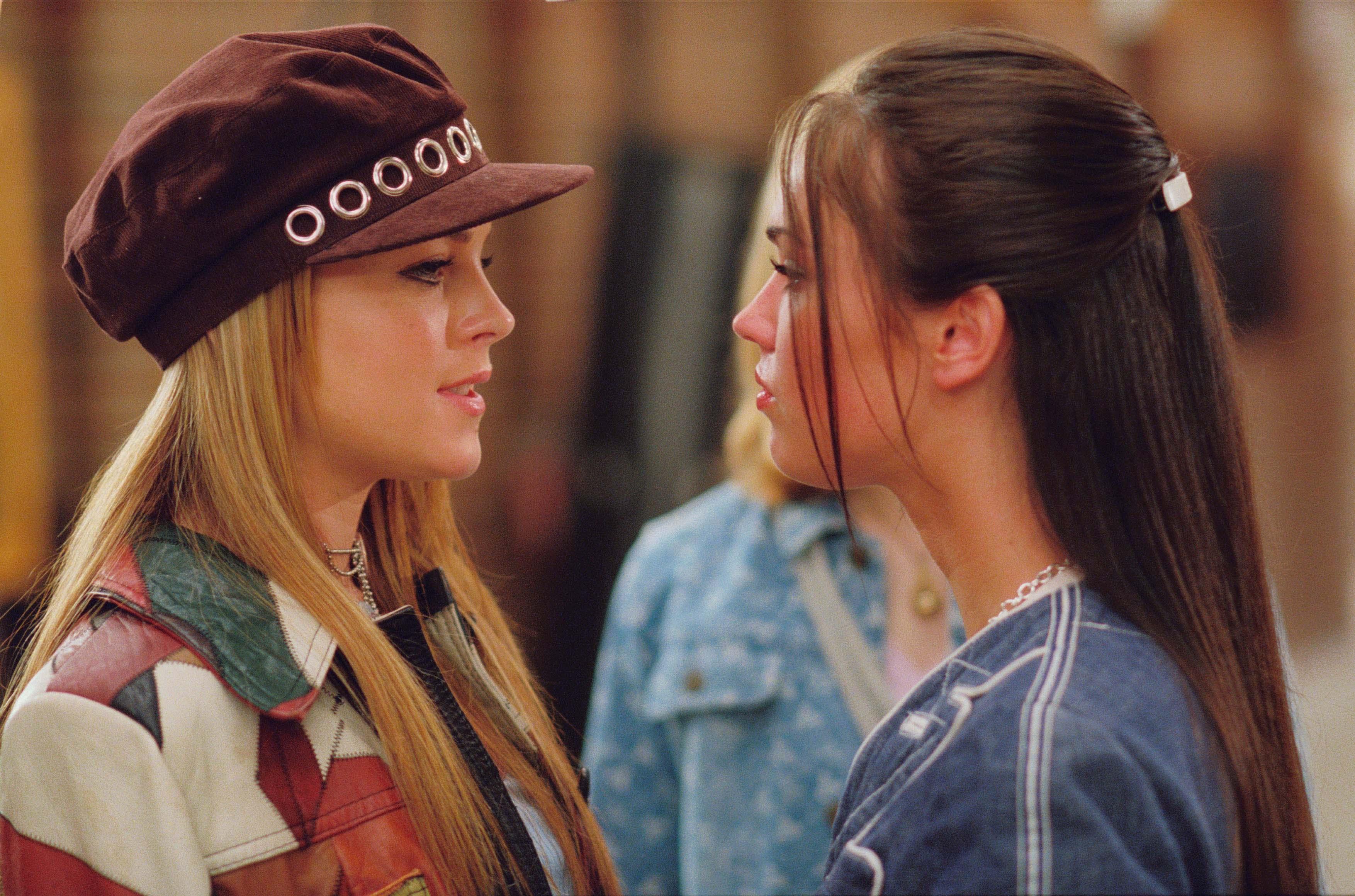 Confessions of a Teenage Drama Queen, Megan Fox, Lindsay Lohan