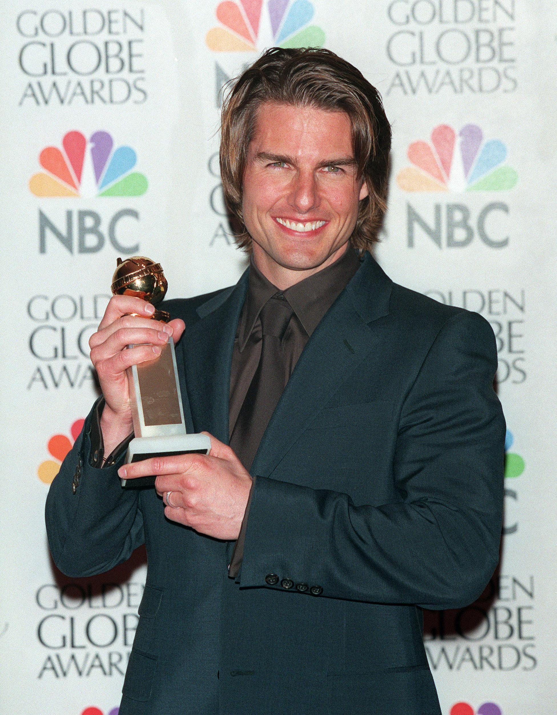 Tom Cruise, Golden Globes