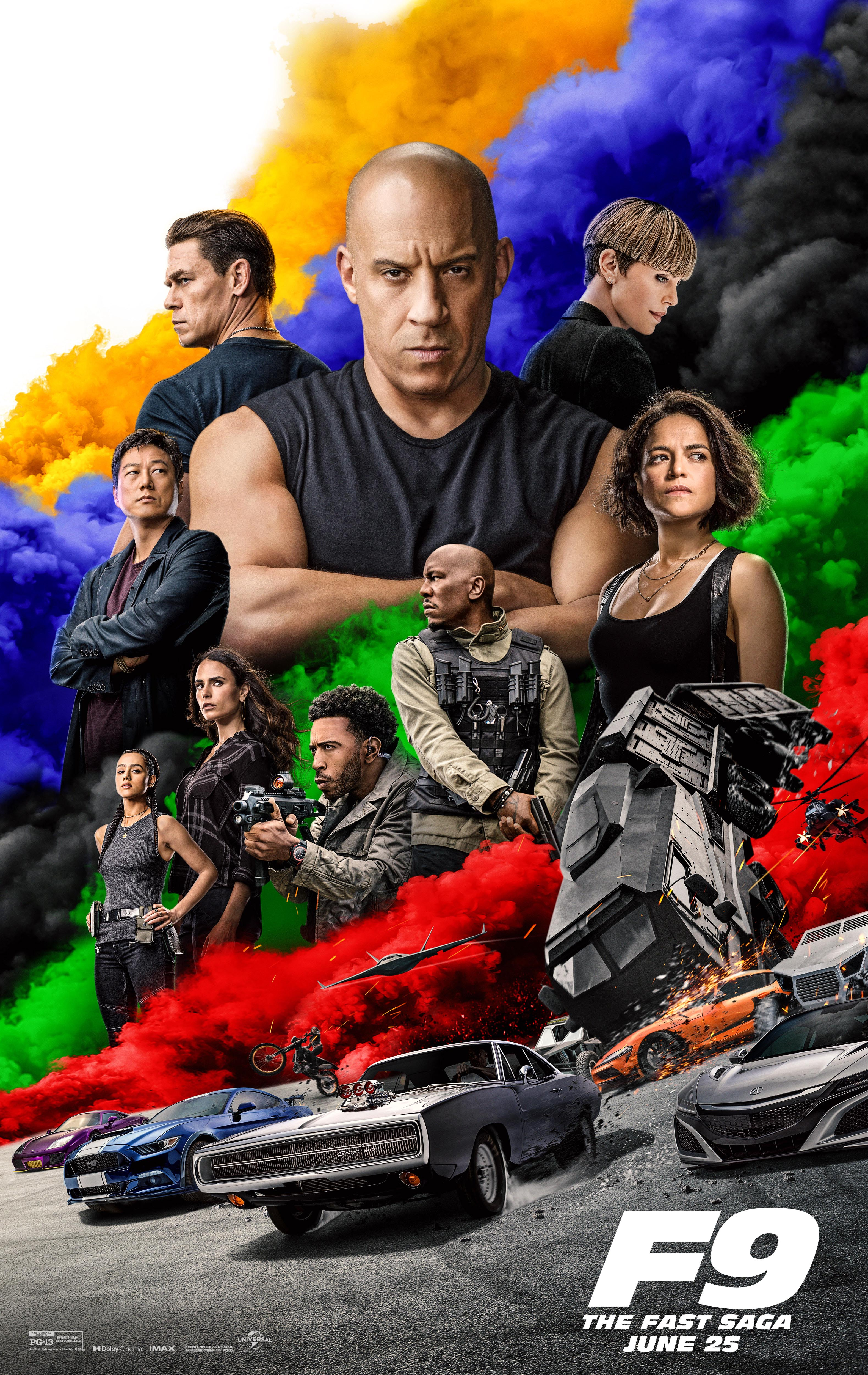 Fast and Furious 9, F9