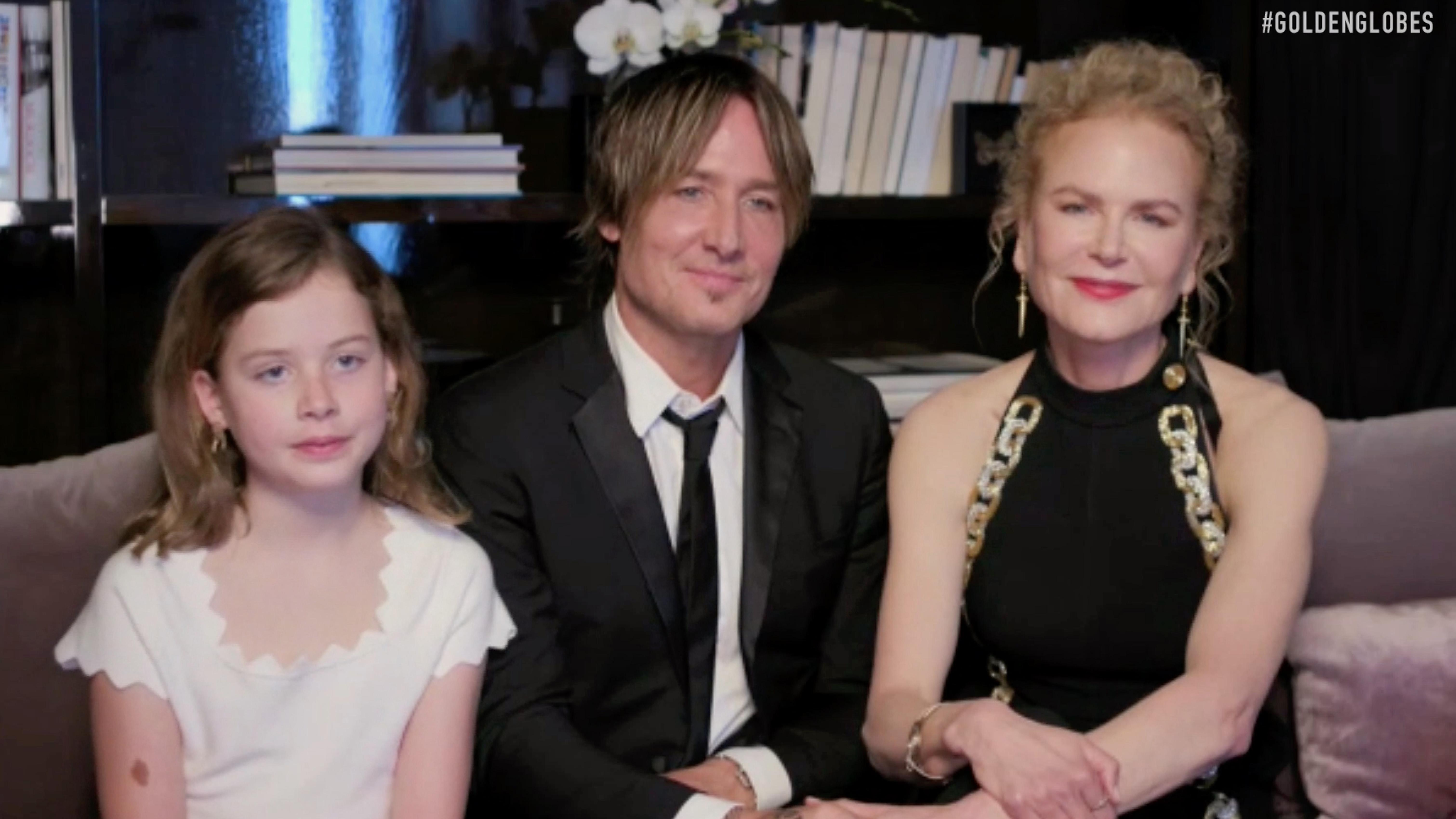 Nicole Kidman, Keith urban, Faith urban