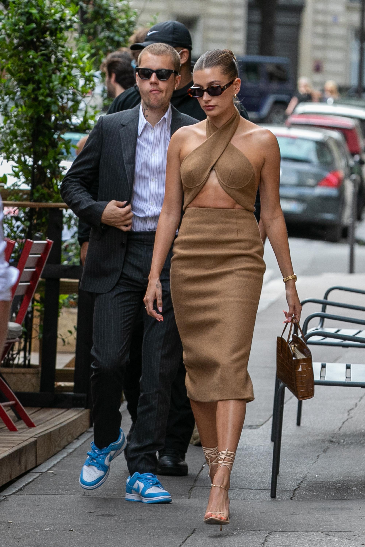 Justin Bieber And His Wife Hailey Baldwin Bieber