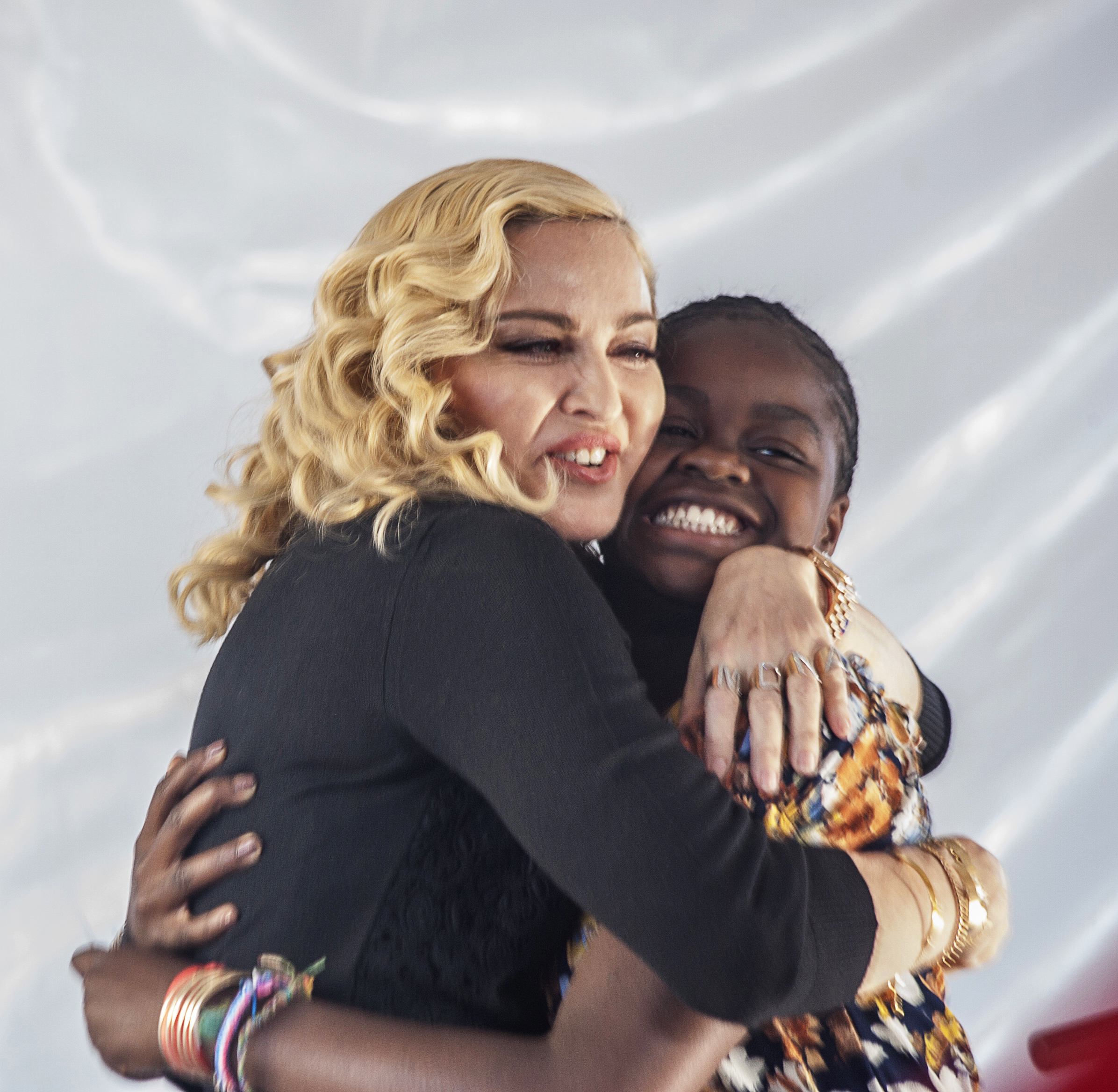 Madonna, Mercy James, 2017