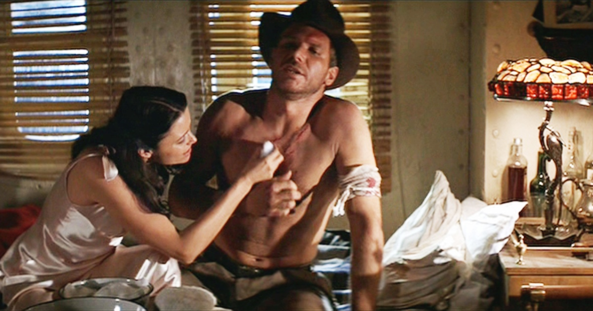 'Raiders of the Lost Ark' turns 40: See Harrison Ford's life and career in photos.jpg