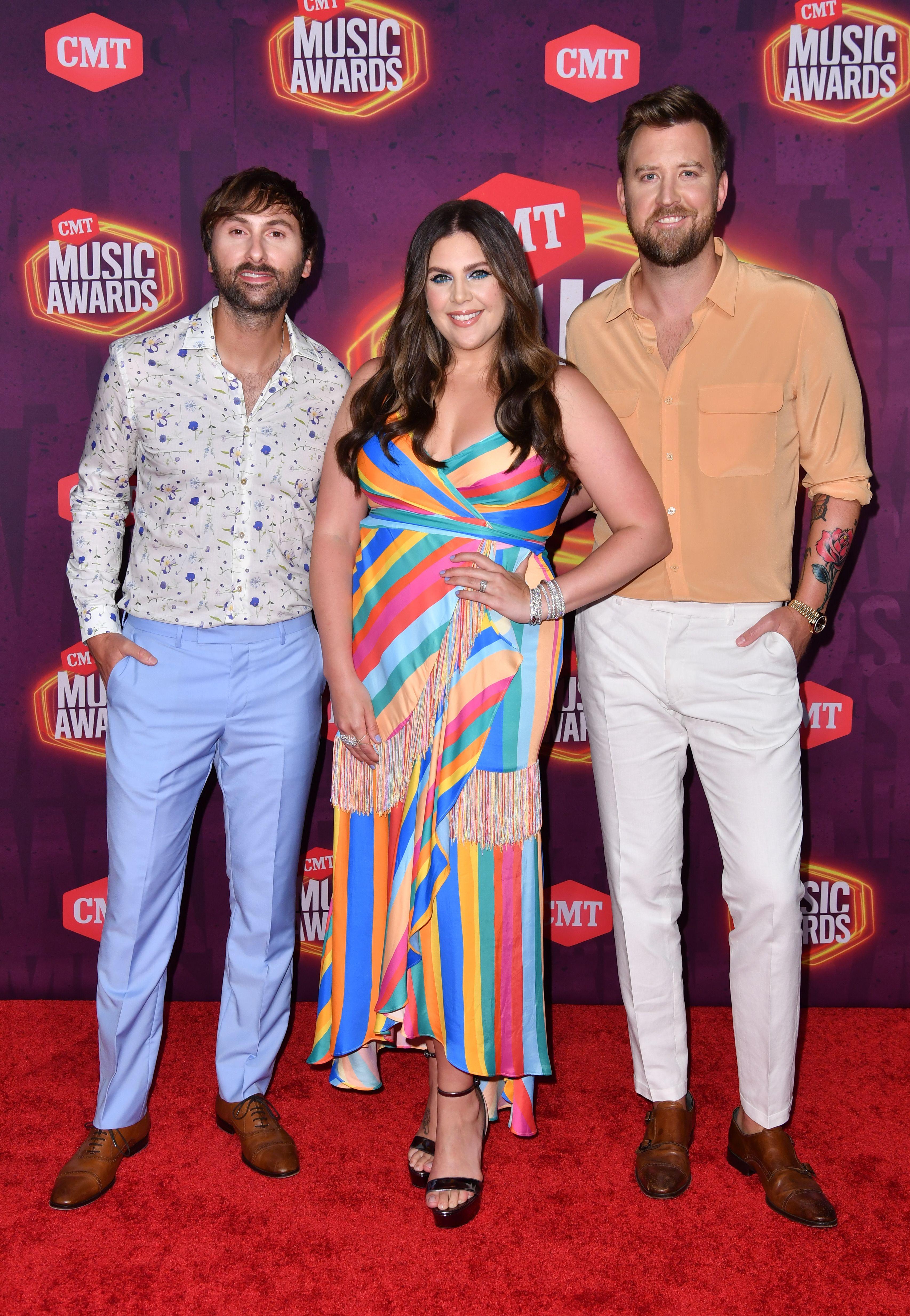 CMT Music Awards, Arrivals, Nashville, Tennessee, USA – 09 Jun 2021