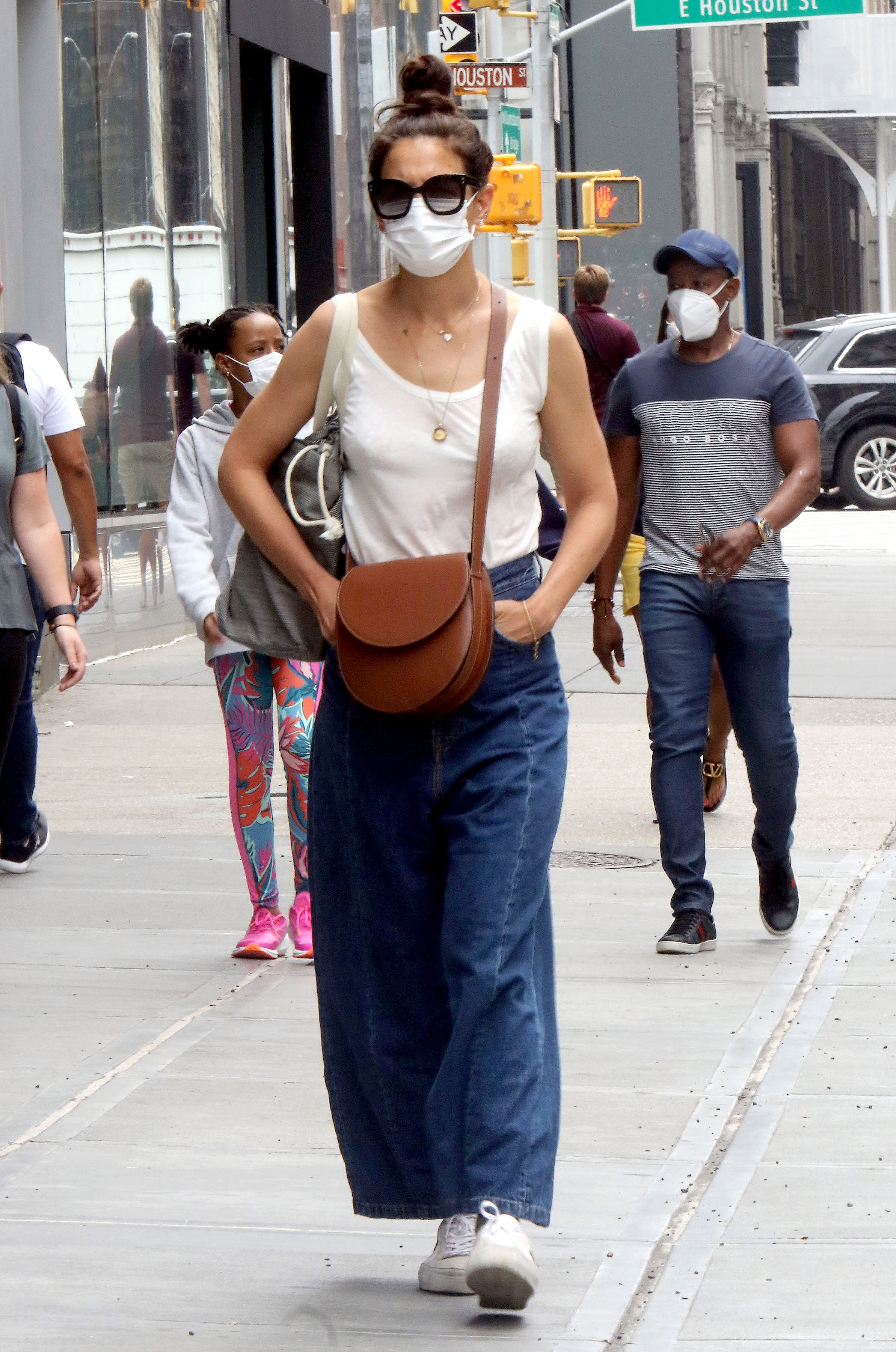Katie Holmes mask