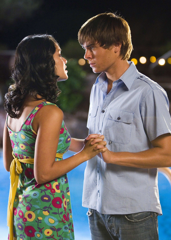 Vanessa Hudgens, Zac Efron, High School Musical 2
