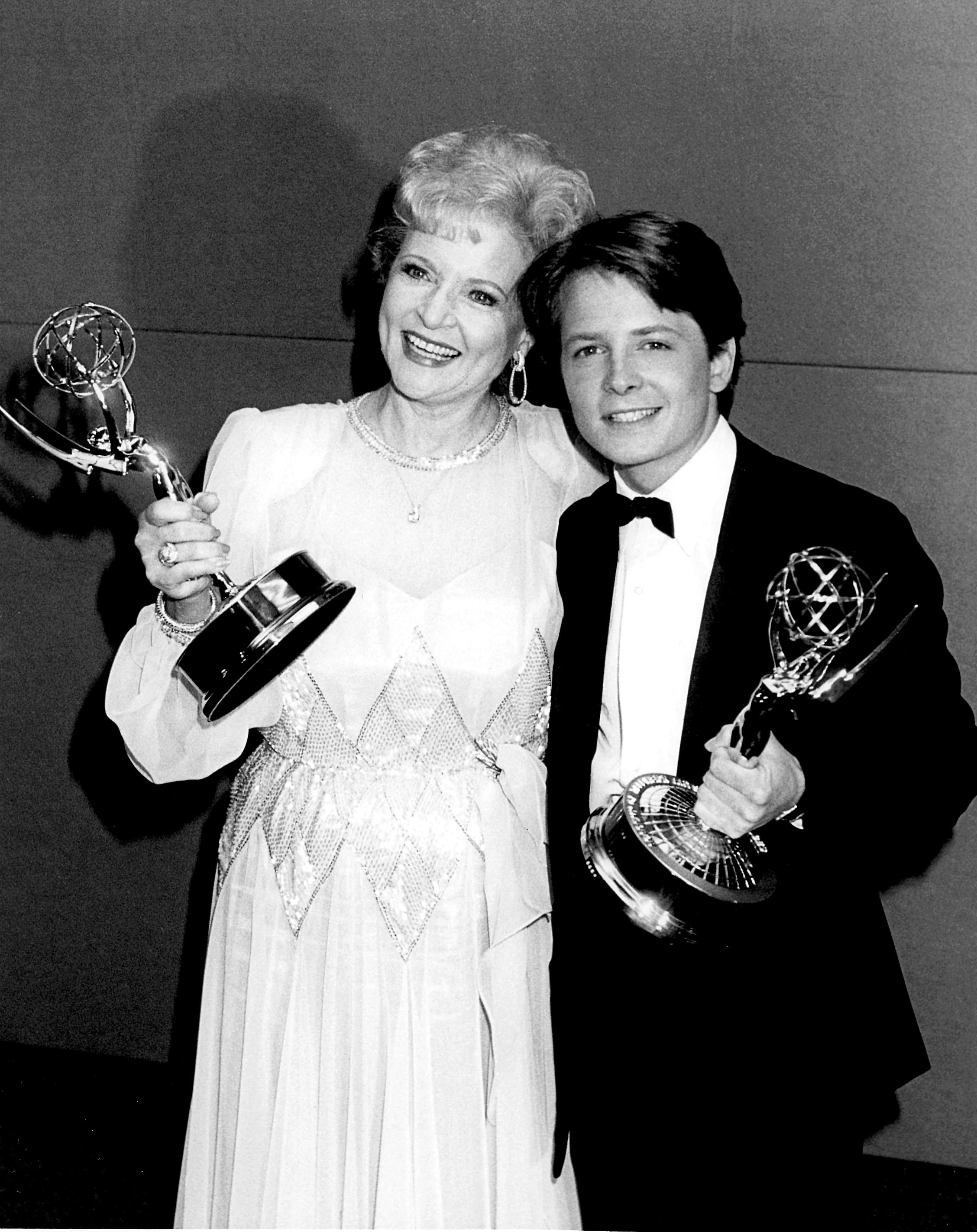 Michael J. Fox, Betty White, Emmys