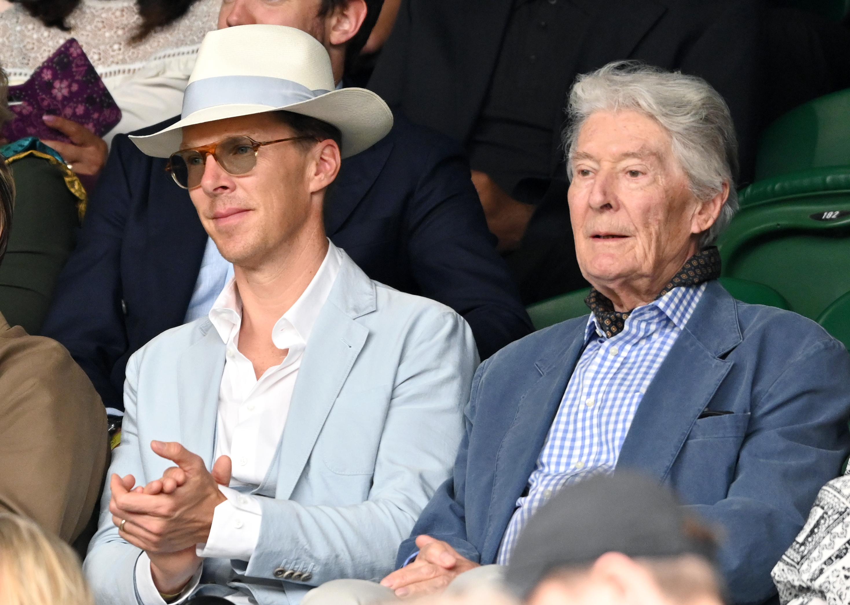 Benedict Cumberbatch, Timothy Carlton