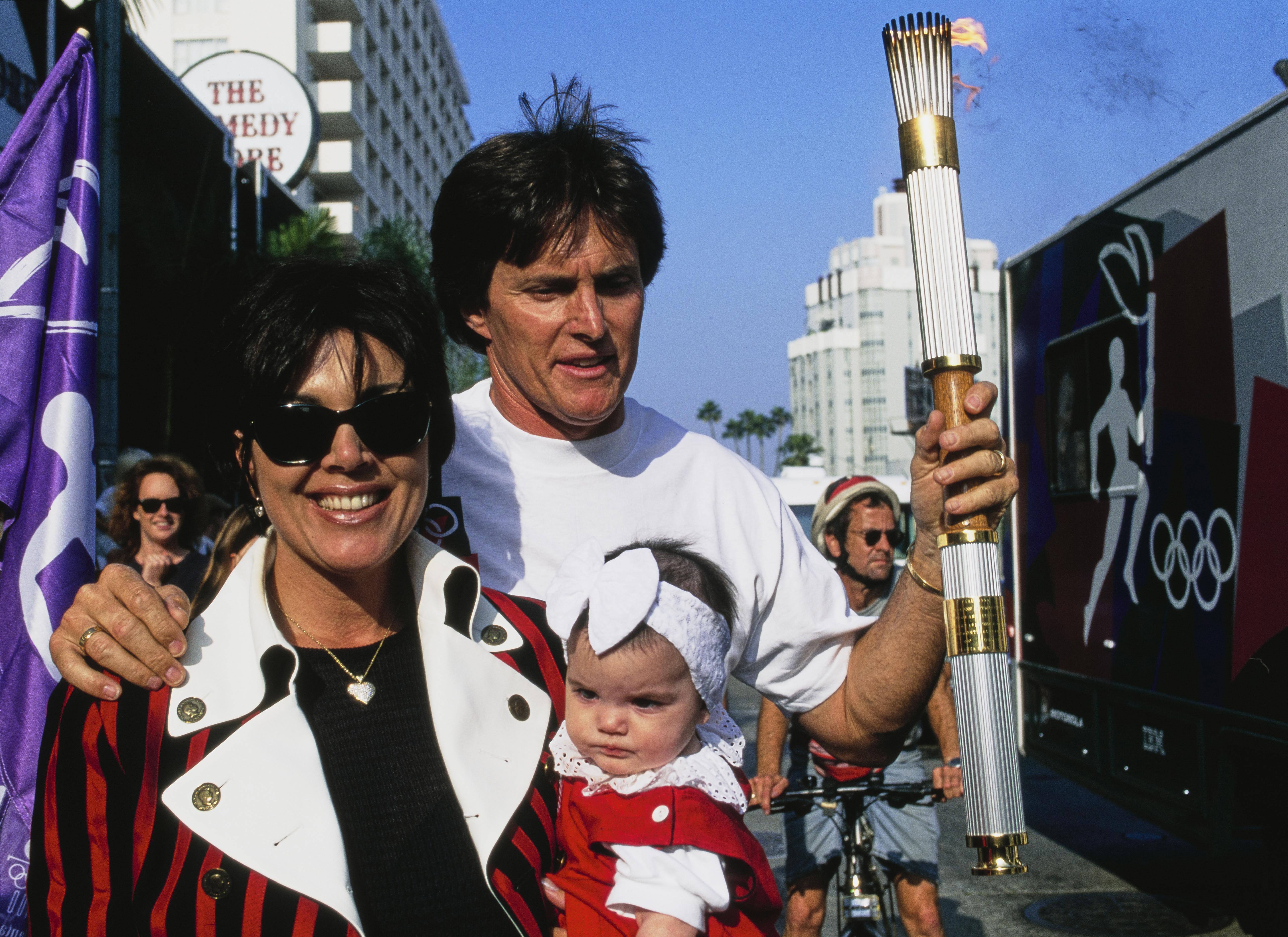 Kris Jenner, Caitlyn Jenner, Kendall Jenner, Bruce Jenner, Olympics