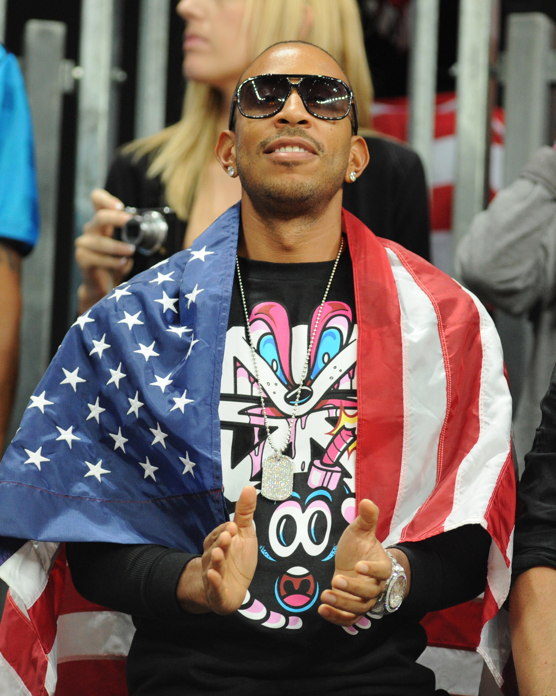 Ludacris, Olympics