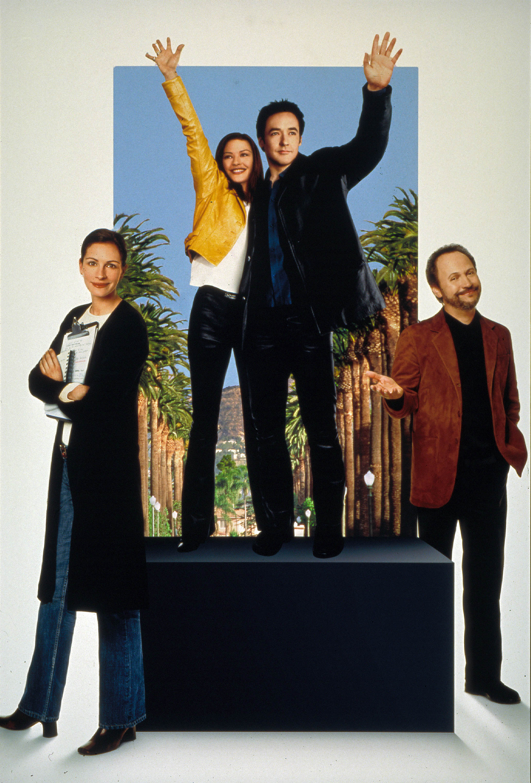 Julia Roberts, Catherine Zeta-jones, John Cusack, Billy Crystal, America's Sweethearts