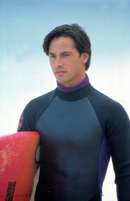 Point Break, Keanu Reeves