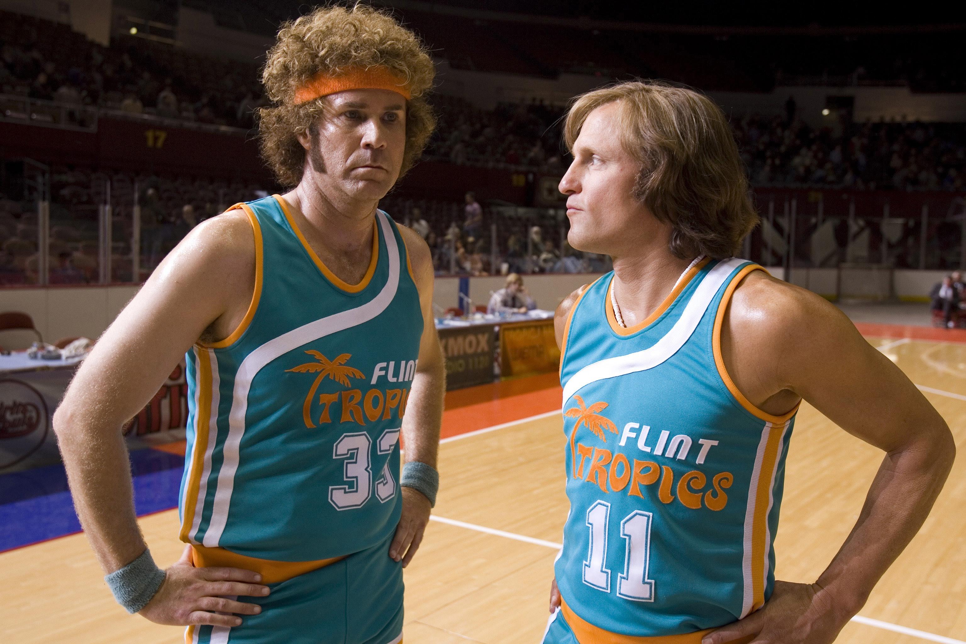 Will Ferrell, Woody Harrelson, Semi Pro
