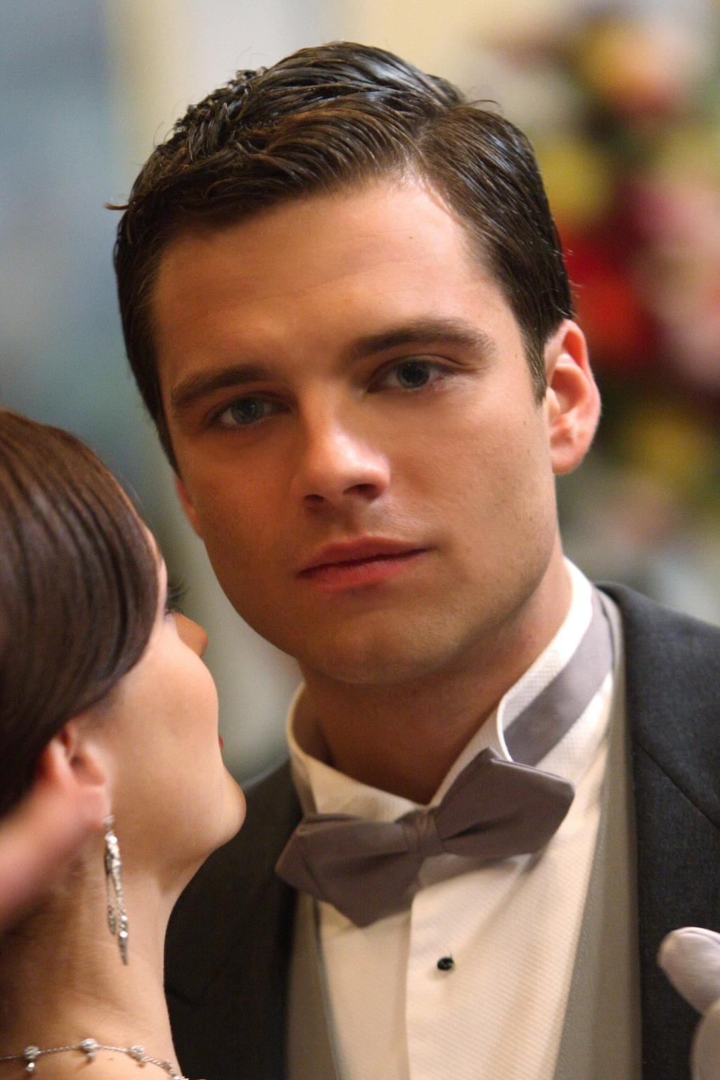 Sebastian Stan Gossip Girl