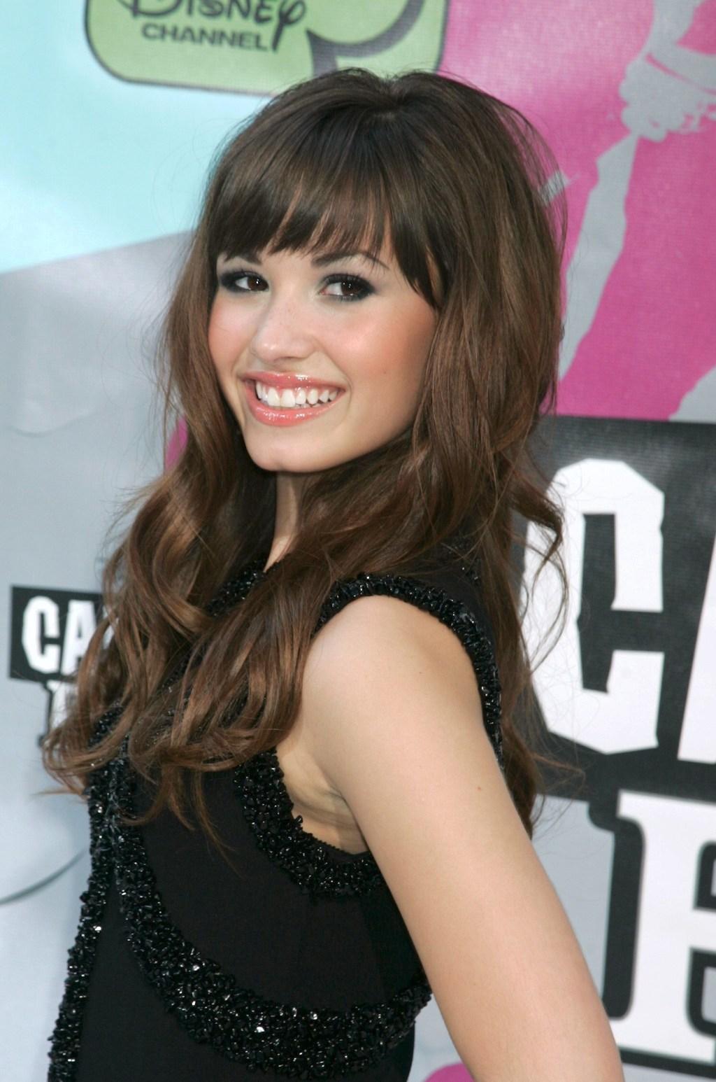 Demi Lovato young