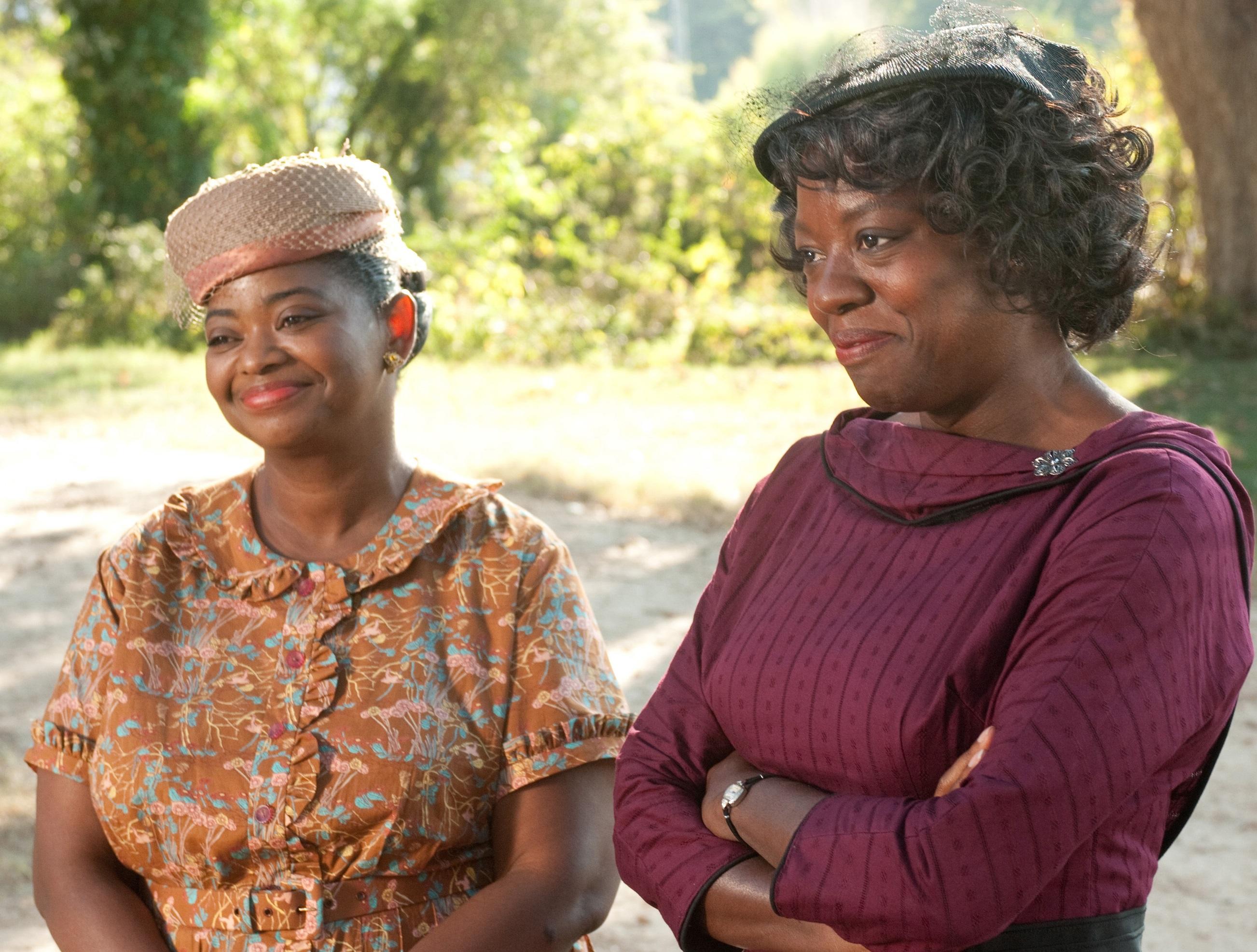 Octavia Spencer, Viola Davis, The Help