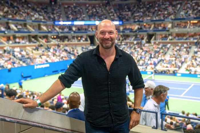 Corey Stoll, US Open