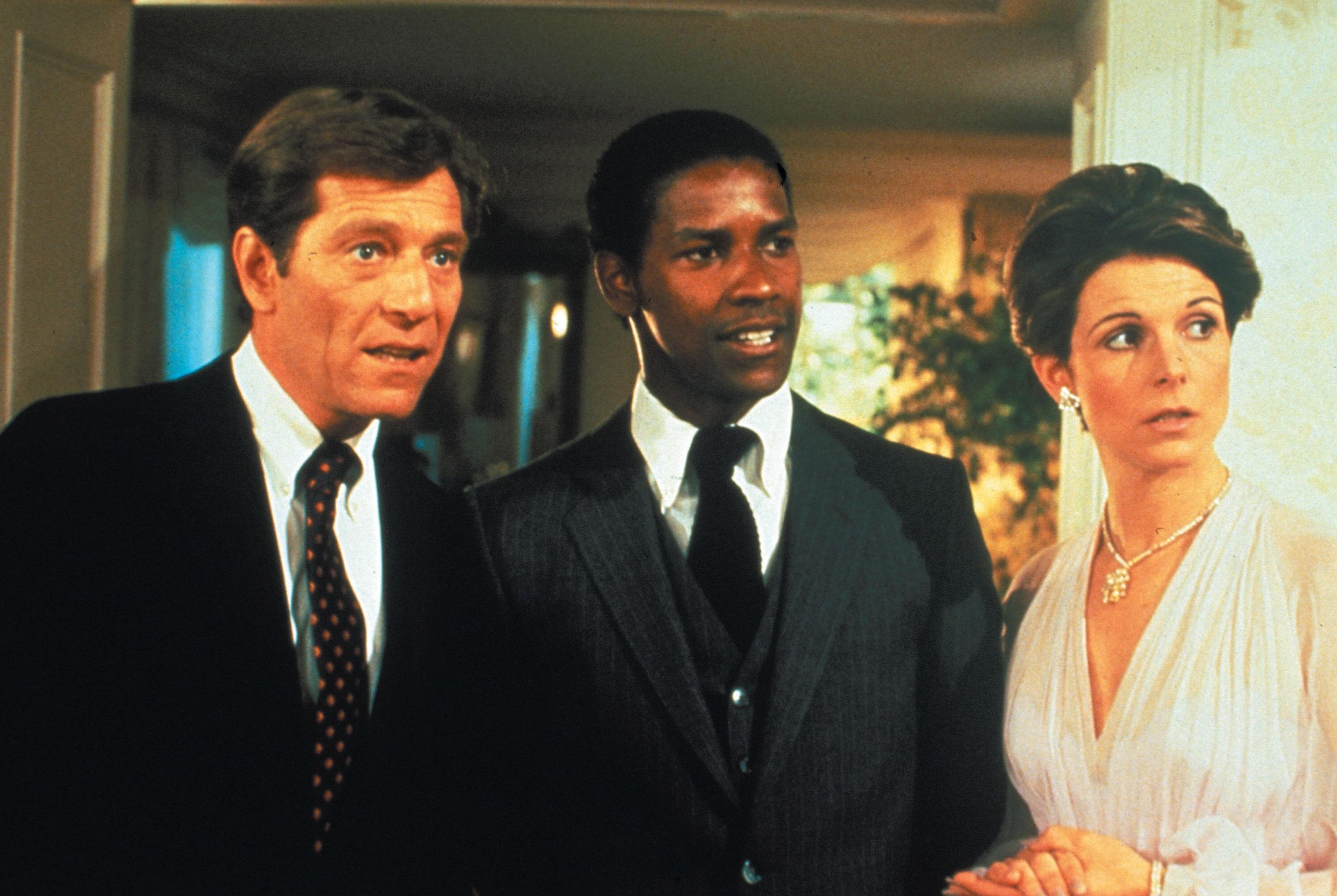 George Segal, Denzel Washington, Susan Saint James, Carbon Copy