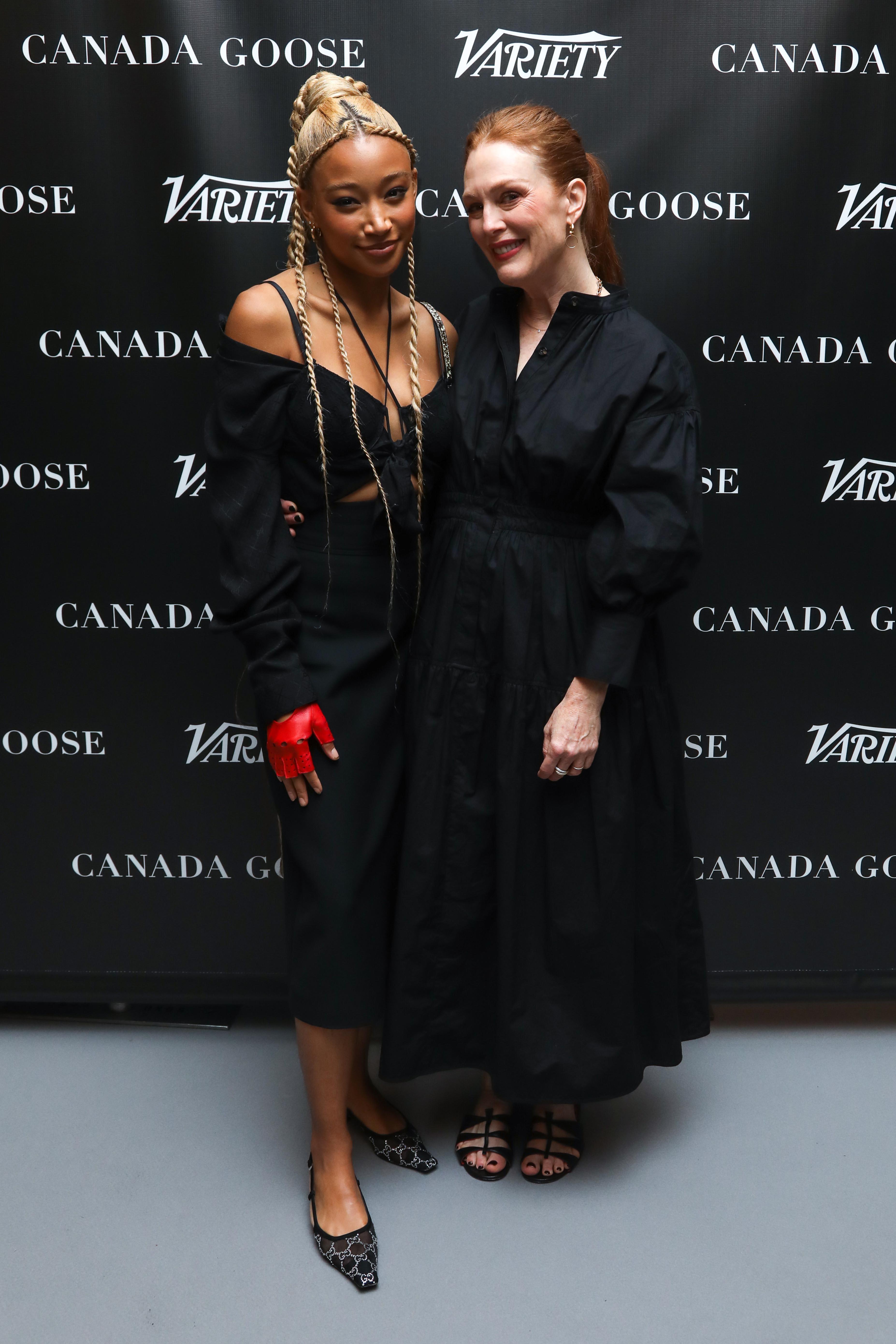 Amandla Stenberg, Julianne Moore, Toronto Film Festival