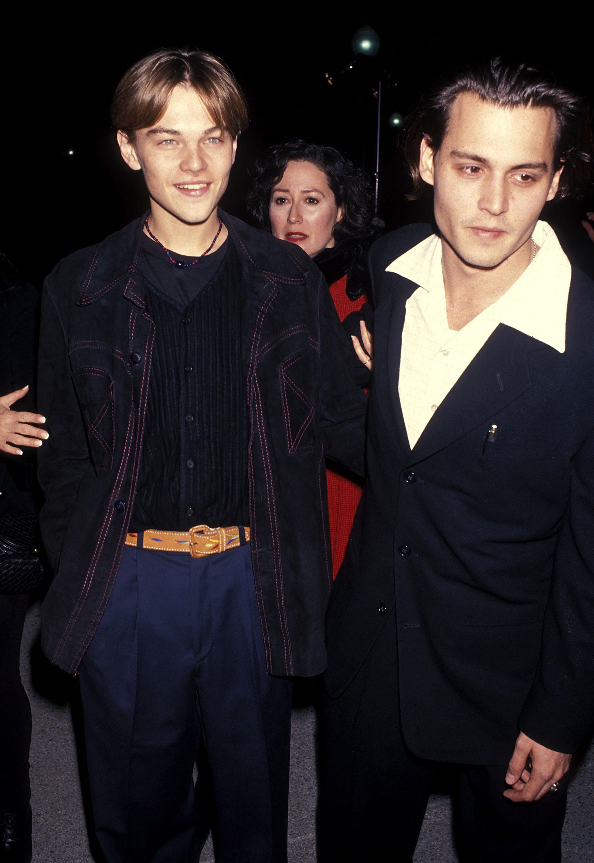 Leonardo DiCaprio, Johnny Depp