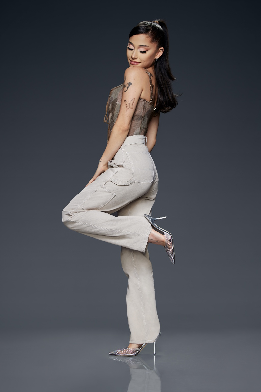 The Voice, Ariana Grande