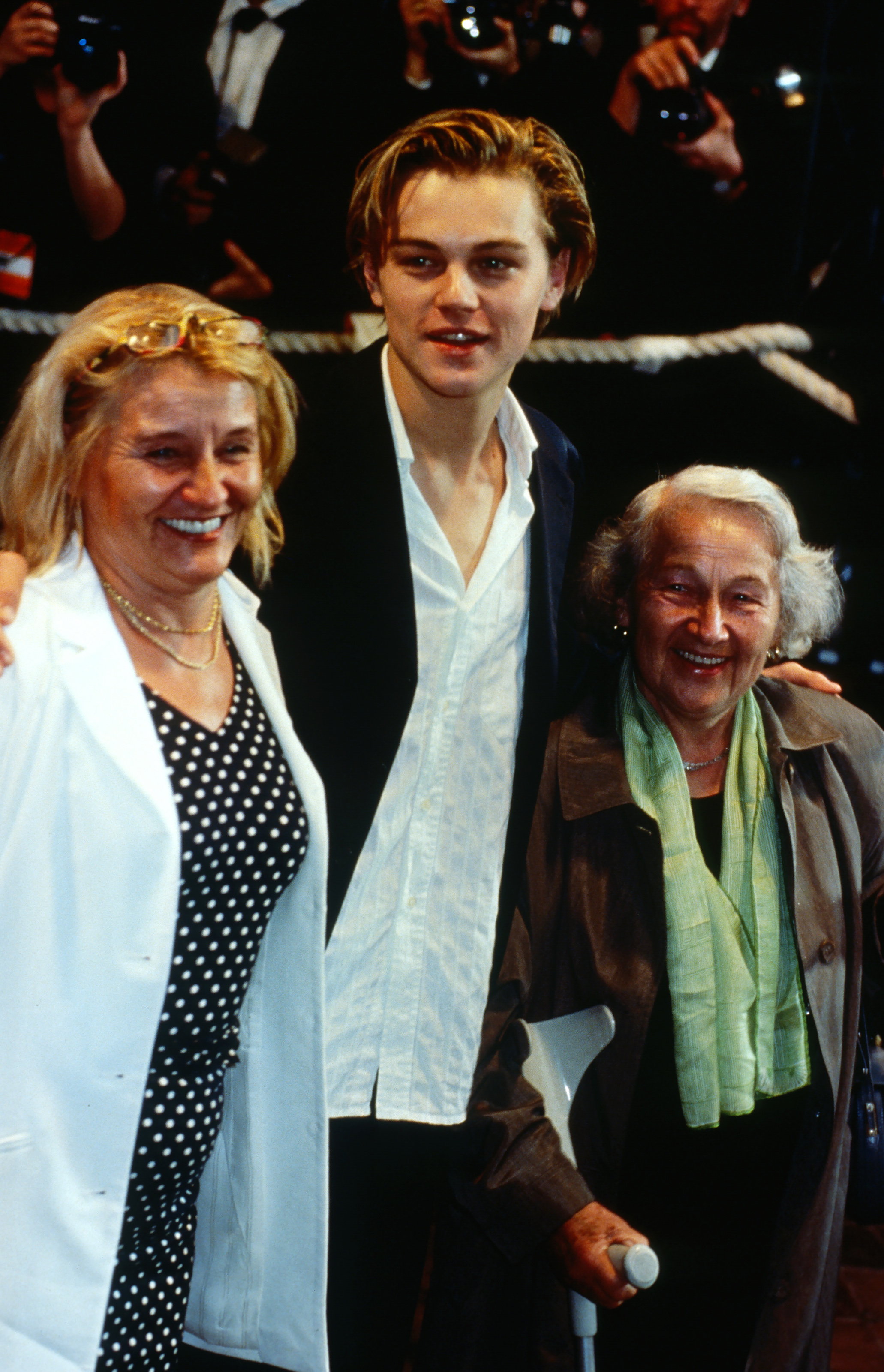 Leonardo DiCaprio, Irmelin Indenbirken, Helene Indenbirken