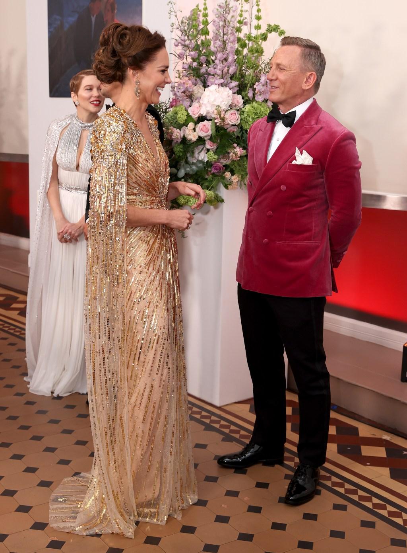 Duchess Kate Daniel Craig