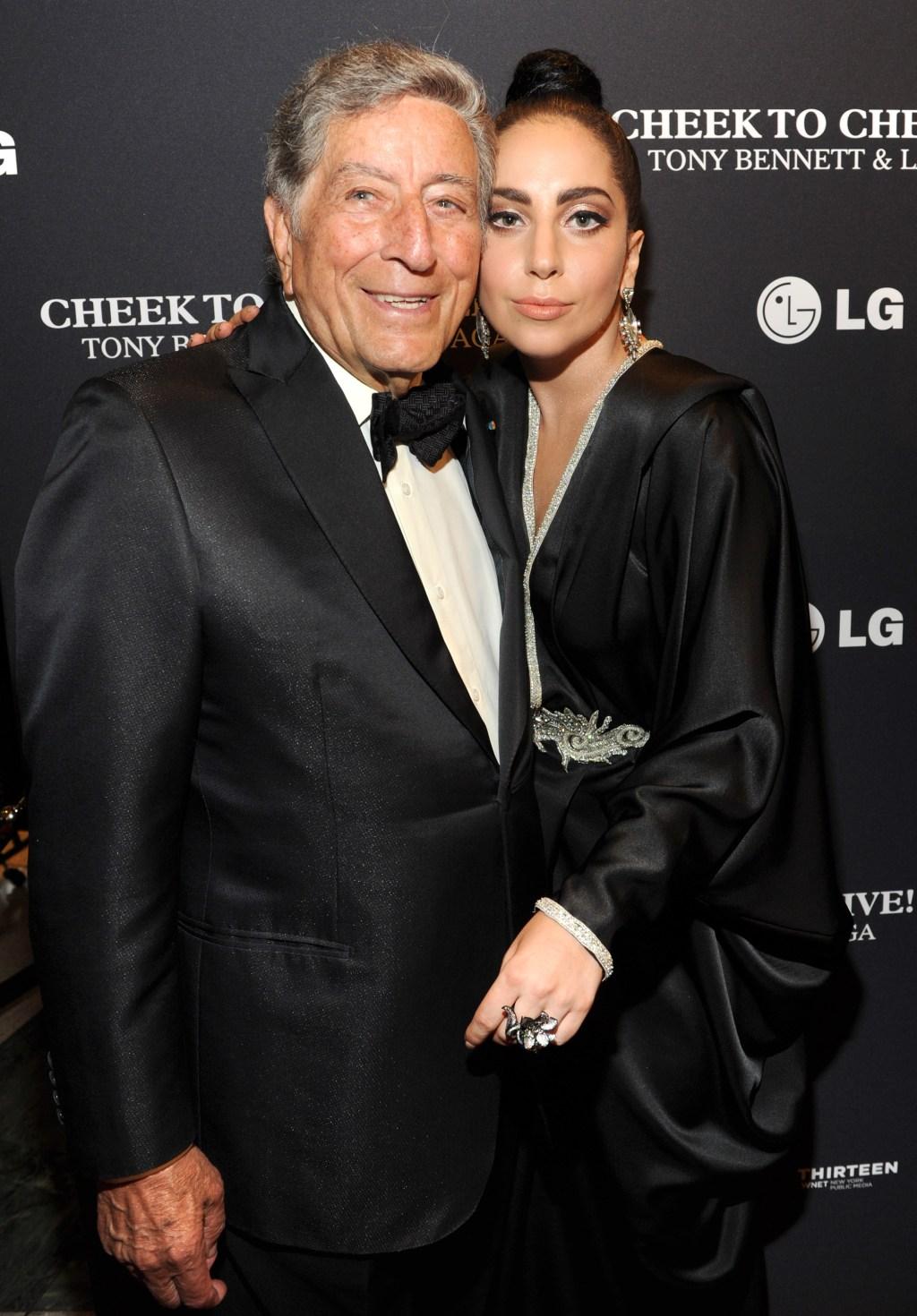 Tony Bennett, Lady Gaga
