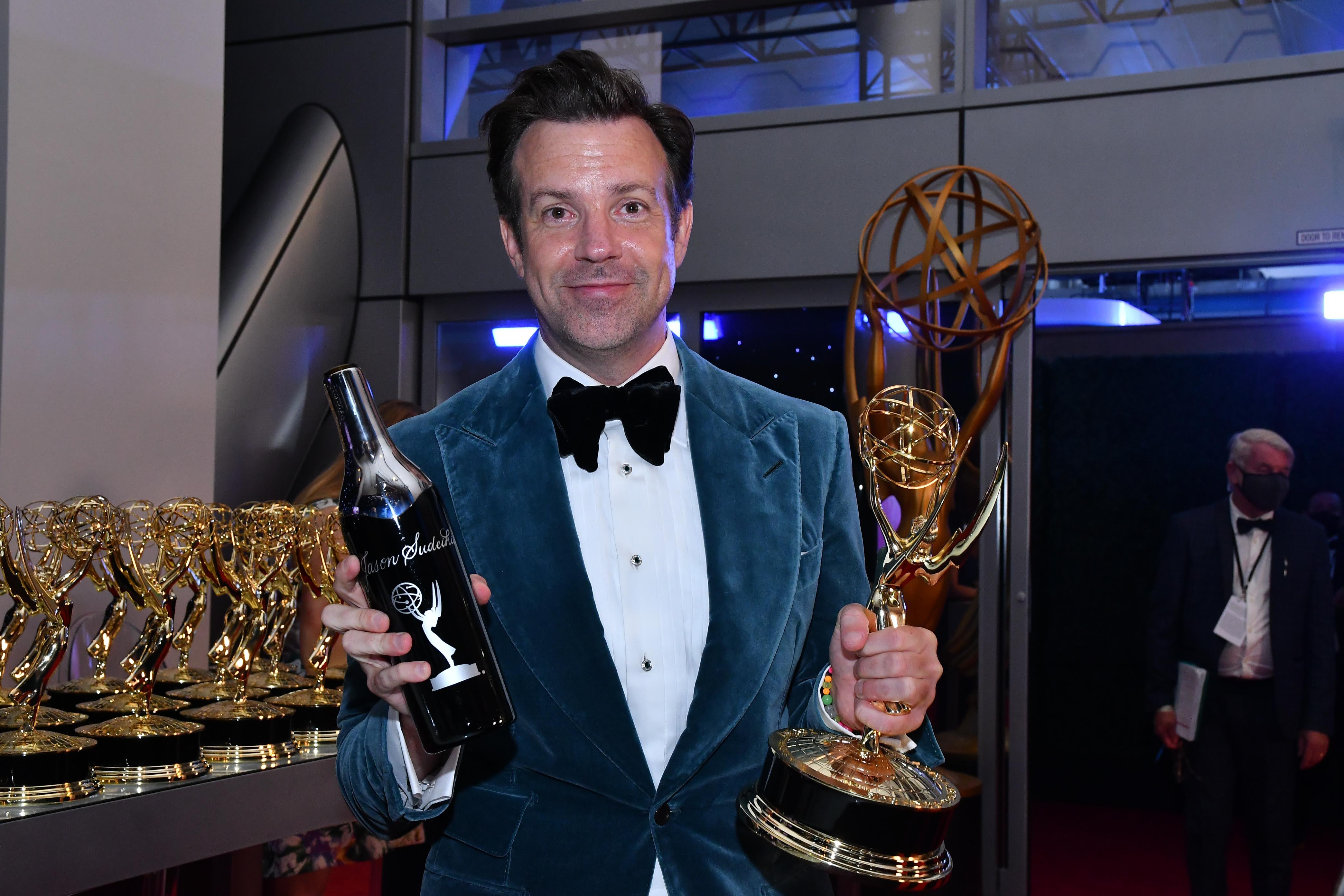 Jason Sudeikis, 2021 Emmys