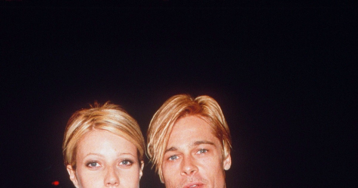 Gwyneth Paltrow dishes on iconic matching haircut photo with Brad Pitt.jpg