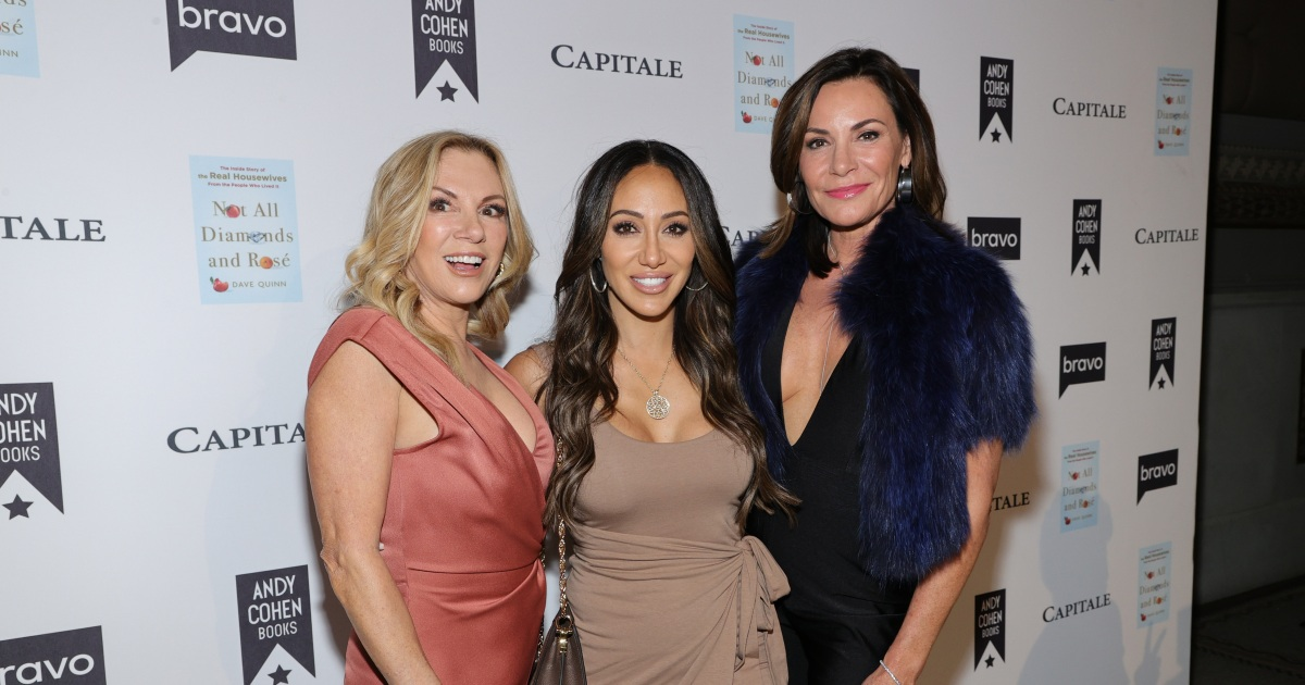See all the current and former Bravo stars on hand for the juicy new 'Real Housewives' book launch.jpg