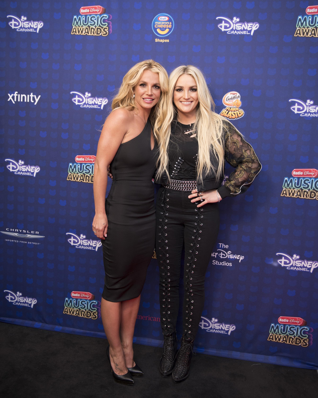 Britney Spears Jamie Lynn Spears