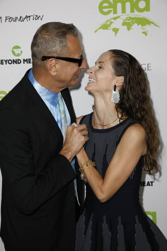 Vicki Gunvalson, ex fiance Steve Lodge